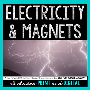 Electricity and Magnetism Unit
